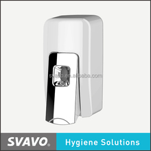 VX687 SVAVO stainless steel manual Soap Dispenser/ Hand Sanitizer/ Foam Dispenser, alcohol sprayer