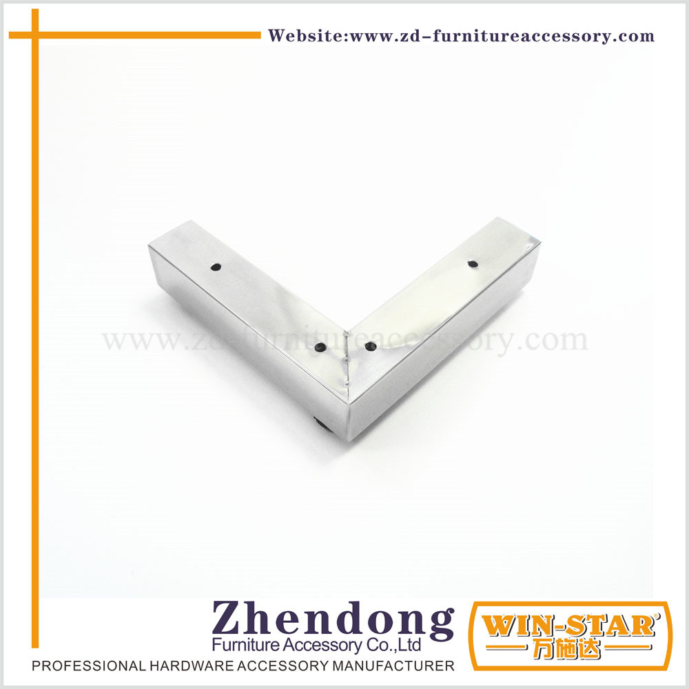 furniture hardware accessory stainless steel table base
