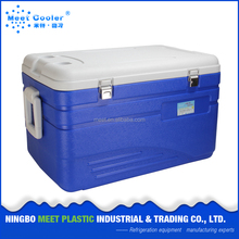 105L Large Plastic Wholesale Thermo Storage Cooler Box