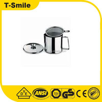 fashion hot sale stainless steel cooking oil pot