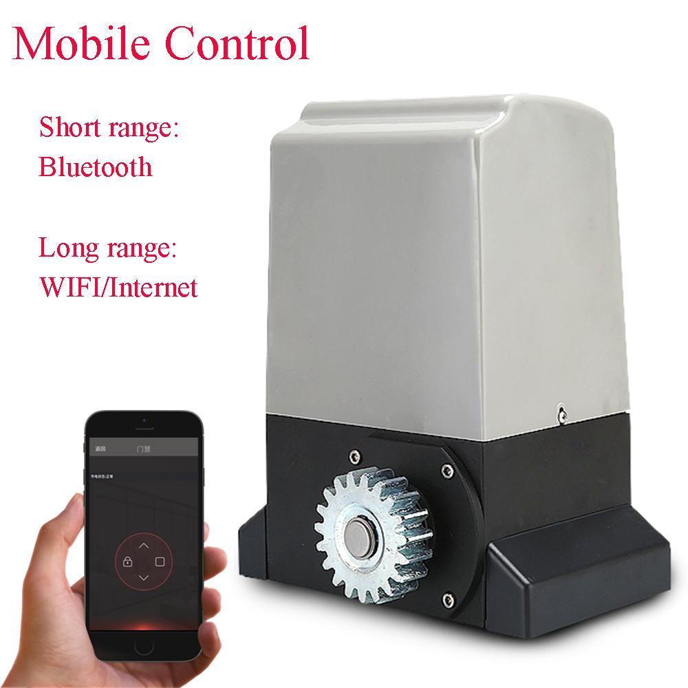 Garage Door Opener App >> Sliding Gate Wireless App Control Automatic Garage Door Opener Buy