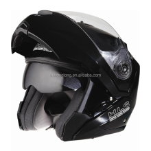 DOT Flip Up Dual Visor Full Face Motorcycle Helmet S M L XL