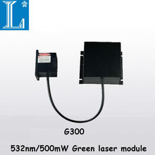 532nm 300mW green DPSS laser module For Disco and MiNi Party