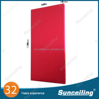 Fabric soundproof material waterproof fabric acoustic panel