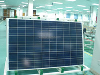 High efficiency solar panel 250w poly solar pv modules made by 10 years professional manufacturer in Jiangsu,China