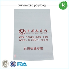 high quality ldpe polybags/poly mailing bag for packing