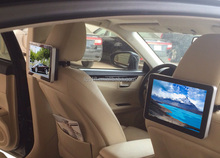 Mini size 10.1 inch advertising media use for taxi LCD player