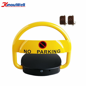 Hot Sale Remote Control Lock Parking Space Barrier