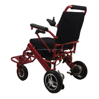 Medical Equipments Handicapped Electric Wheelchair Comfortable