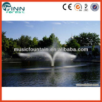 Outdoor Music Seagull swing large water fountains