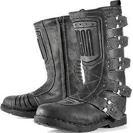 Icon Women's 1000 Elsinore Boots Icon Motorcycle Boots