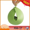 RENJIA folding bowl collapsible travel bowl silicone folding bowl