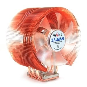 Zalman CNPS9900LED CPU Cooler - Socket 1366, 775, 754, AM3, AM2, AM2+, 940, 939
