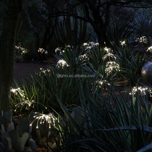 Outdoor Decorative Fairy Tale World Style Side Glow Fiber Optic Light