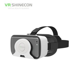 Factory price promotion professional new 3d headset virtual reality VR video glasses