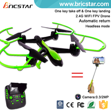 China 2.4G 4CH rc airplane racing drone fpv , ultralight aircraft for sale
