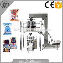 Automatic Packing Candy Machine Weighing and Bag Packing Machine