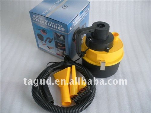 CE Approved 12V Car vehicle-mounted Vacuum Cleaner