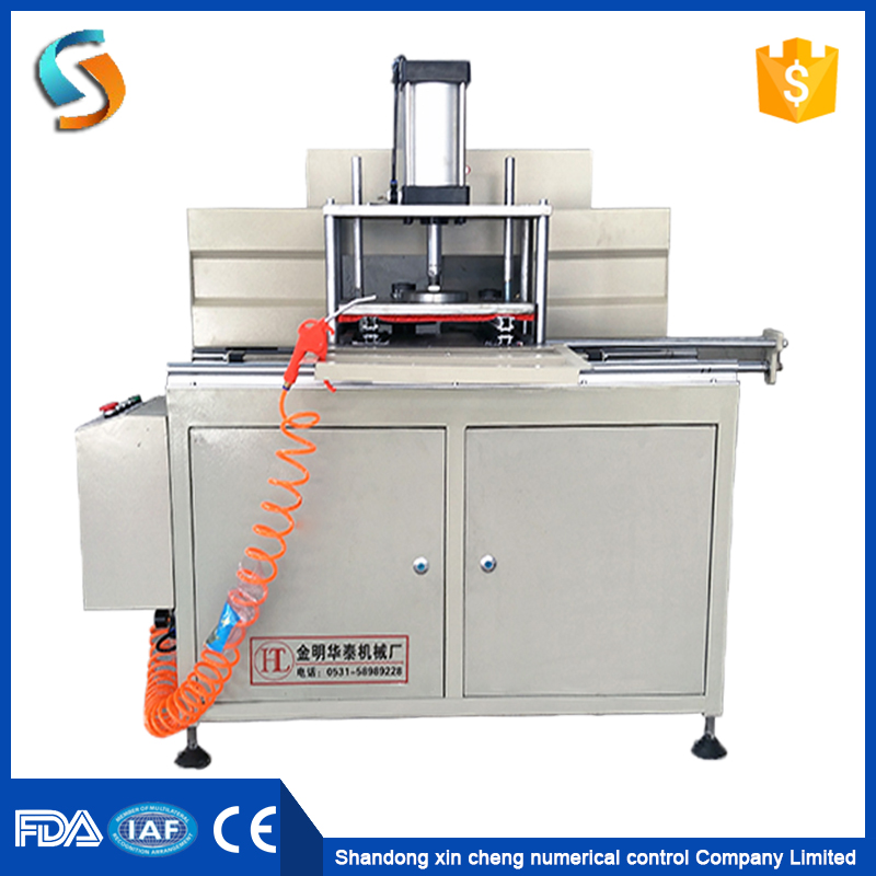 Aluminum window and door mini horizontal end milling machine