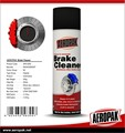 Aeropak Eco-friendly Brake cleaner spray