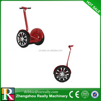 Two-Wheeled Electric Scooter Types Construction Vehicles Self-Balancing Vehicle