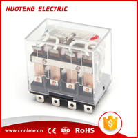 LY4 250V AC Relay,4Z Electromagnetic Relay,General Purpose Relay