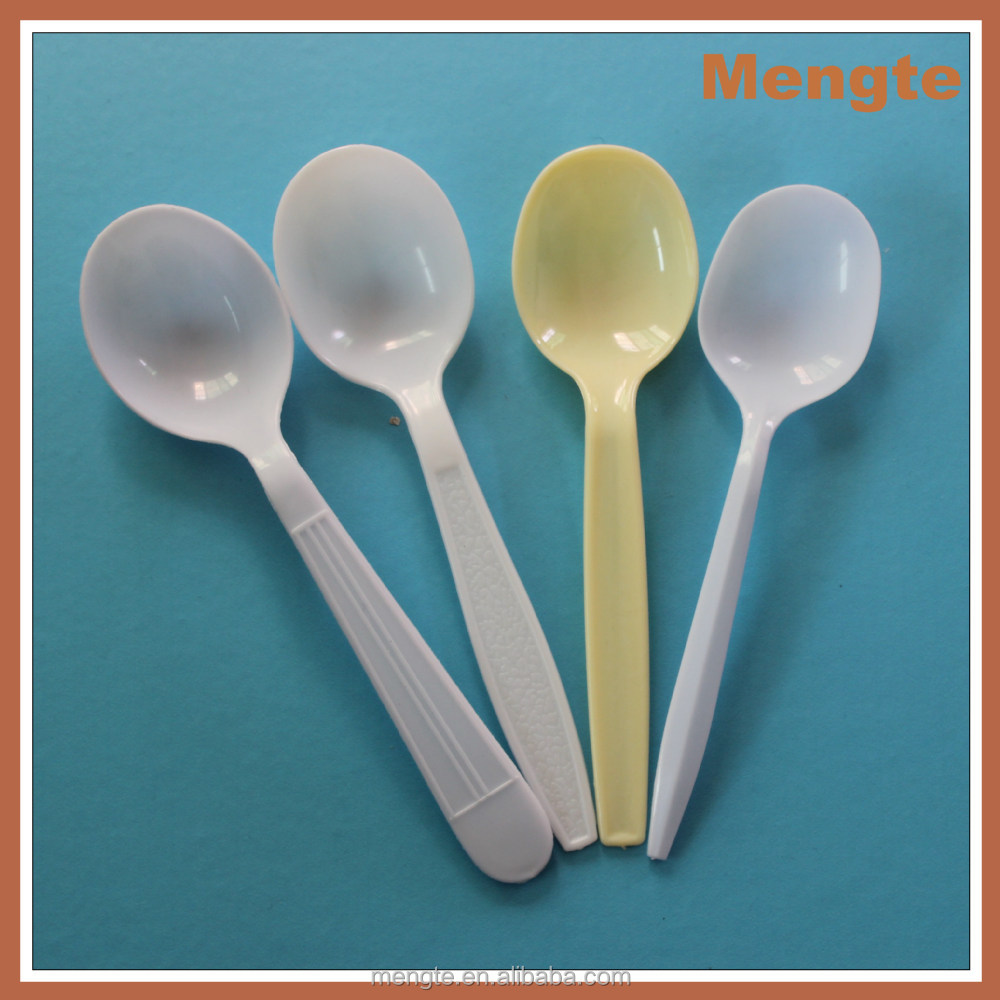 China Alibaba Disposable Plastic Spoon Kit