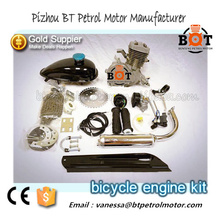 2 stroke 48cc bicycle engine kit/Motorized gas bicycle