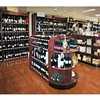 Customized Wine Liquor Store Design Retail Shop Display Racks