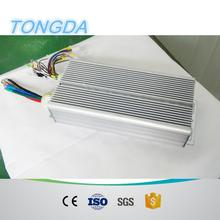 high power 3000w brushless dc controller with 48v 60v 72v for e-vehicle