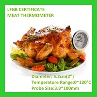 Top popular steak and grill thermometer, meat thermometer for grilling