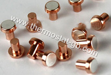 FPA bimetal alloy strips for rivet