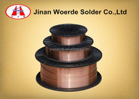 Industrial consumables items htw copper welding wire ER70S-6
