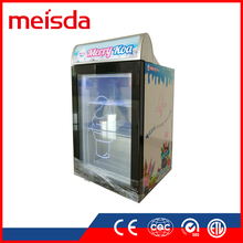 SD98 Commercial Display Refrigerator ETL Tabletop Ice Cream Freezer