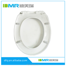 one button quick release round rectangular toilet seat