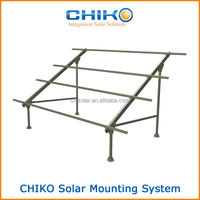 Solar Ground Racking System with factory price