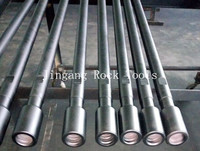 Full body carburized high quality T38 T45 T51 MF and Extension drill rod