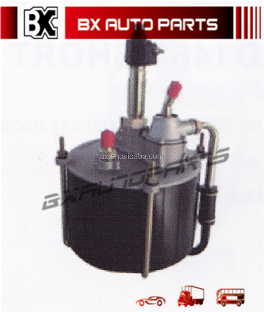 VACUUM BOOSTER 204-05701(SHORT SMALL VALVE) FOR ISUZ D500 HINO NISSA TRUCK BXAUTOPARTS