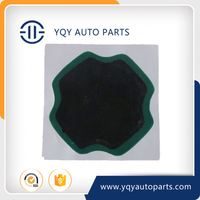Custom Tyre Repair Cold Adhesive Patches Rubber Patch