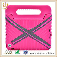 for Mini ipad case shock proof with handle made from heavy duty EVA foam
