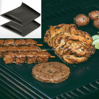 2016Grilling Mats Best Professional Barbecue BBQ Grill, Baking, Rolling Mat