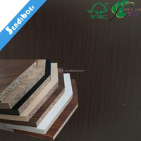 large size 1830*3660mm 4.75mm E0 faced particle board
