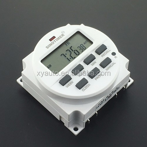 Automatic Timer Controller