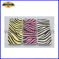 For Apple iPhone 5'' HARD Protector Case Snap On Phone Cover Zebra