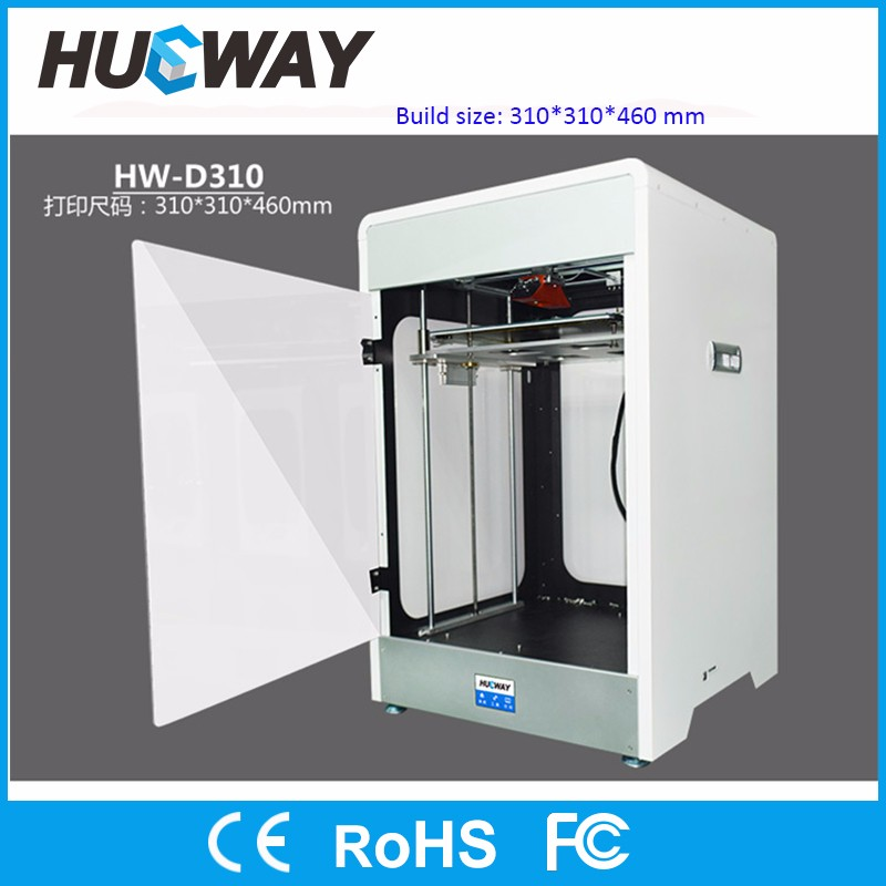 Free 3D Filament Shenzhen Industrial 3D Printer Machine 3D Building Modlels Maker Ship Within One Day