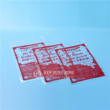 Customize Printing PE/PO/PP/OPP Clear Self-adhesive Plastic Bag