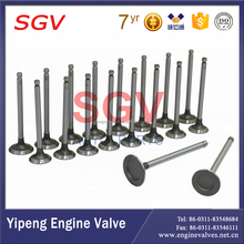 Auto engine valves intake 13711-88361 and exhaust 13715-88360 for TOYOTA Celica, MR2 Eng. 3S-FE, 3S-GE