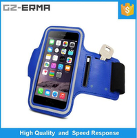 Neoprene PU Sport Armband for XXL Size Up to 6.3inch Cell Phone Waterproof Running Sports Armband with Custom Logo