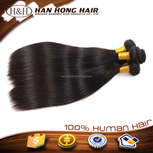 2015 Top quality grade 7a virgin brazilian hair extensions cheap human hair extension uk