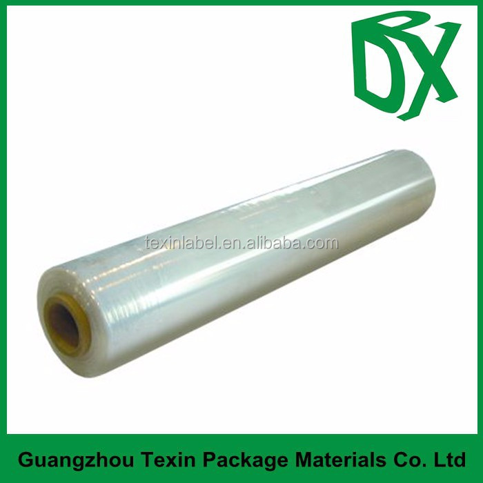 soft PET film heat shrink packing clear plastic PVC Polyolefin Shrink Film